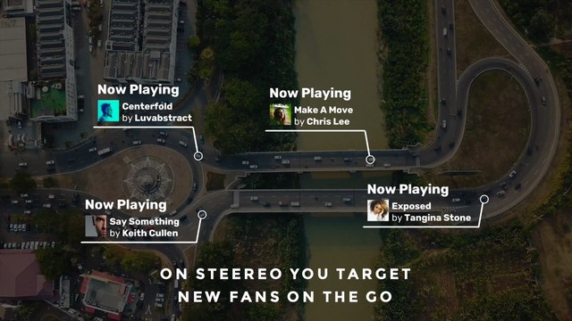 Steereo Provides Emerging Musicians Exposure, Ride-Hail Drivers Cash