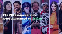 Grammy Nominations Snubs and Shockers