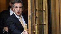 Federal Prosecutors Seek Prison Time For Trump's Former Lawyer Michael Cohen