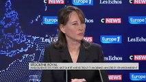 """Ségolène Royal sur les arrestations de Mantes-la-Jolie : """"ça ne leur a pas fait de mal, à ces jeunes"""""""