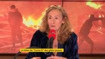 """Nicole Belloubet sur les """"gilets jaunes"""" : """"Il n'y a pas eu d'interpellations préventives"""""""