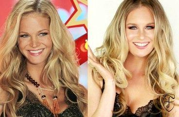 Makeup Tutorial Inspired by Victoria's Secret Angel Erin Heatherton