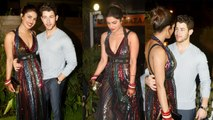 Priyanka Chopra & Nick Jonas's Gorgeous look will raise your HEARTBEAT ; Must Watch | Boldsky