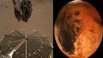NASA ने पहली बार किया Mars पर Sound Record, InSight Lander ने भेजा Audio Clip   वनइंडिया हिंदी