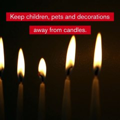 Red Cross Holiday Decorations Safety Tips