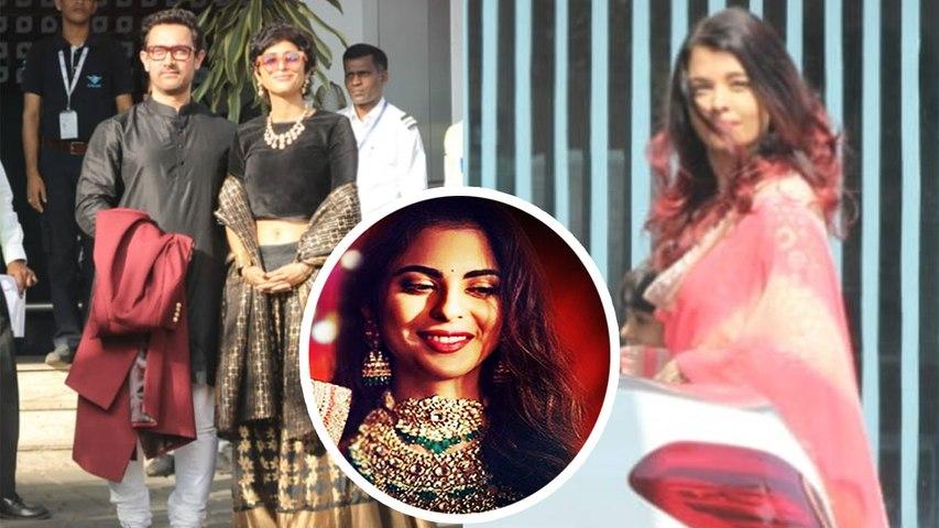 Isha Ambani Wedding: Aishwarya Rai Bachchan & Aamir Khan arrive at Udaipur   Boldsky