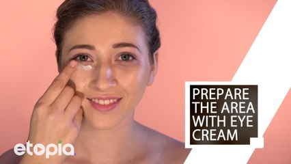 Eliminate bags under your eyes