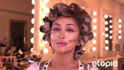 Maquillaje Estilo Hollywood-Retro