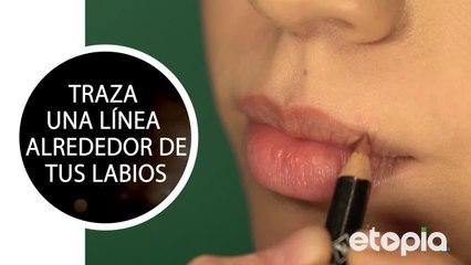 Luce labios más sensuales