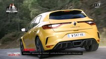 Essai : Renault Mégane RS Trophy - Direct Auto - 08/12/2018