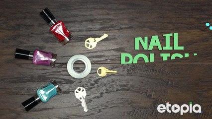 Identify your keys