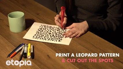 DIY Leopard Shorts!