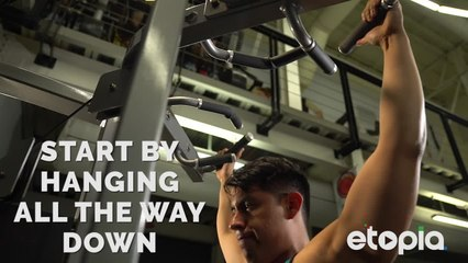 PULL UPS FOR BEGINNERS