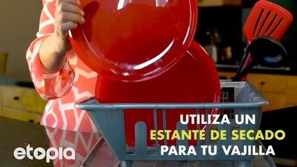 Consejos para mantener limpia tu cocina.
