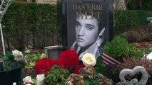 Allemagne: des feux de signalisation à l'effigie d'Elvis Presley