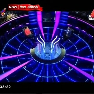 Sirasa Lakshapathi - Season 07 Episode 21 - 2018.12.08