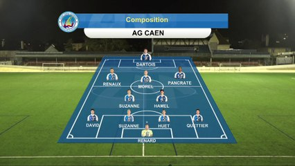 AG Caen - AS Tourlaville R1J10