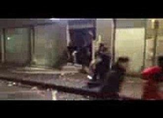 Pillage d'une bijouterie à Saint-Étienne le 08/12/2018