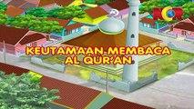 Kartun Film Syamil Dodo Keutamaan Membaca Al Quran~ Video Lucu Film kartun Animasi Anak Muslim Soleh Islam