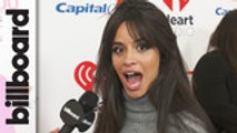 Camila Cabello Reacts to Grammy Nomination & Talks Friendship with Charli XCX | Billboard