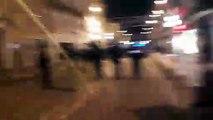 Avignon : les impressionnantes images de la charge policière rue de la République