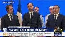"""Gilets jaunes: """"Le temps du dialogue est là"""" (Edouard Philippe)"""