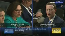 ThinkProgress - Confused senators at Mark Zuckerberg's hearing asked confusing questions _ Facebook_
