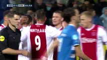 Ambient: Ajax win 4-1 at PEC Zwolle in the Dutch Eredivisie