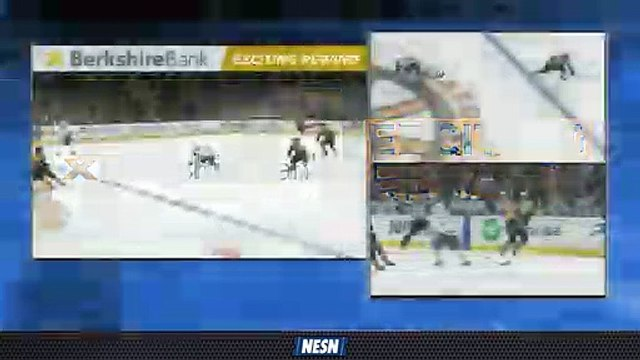Bruins Penalty Kill Huge In Setting Up First Goal Against Maple Leafs