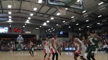 Travis Trice II hits from way downtown