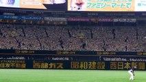 2018.7.17 福岡ソフトバンクホークス チャンステーマ(藤本) 福岡ヤフオク!ドーム