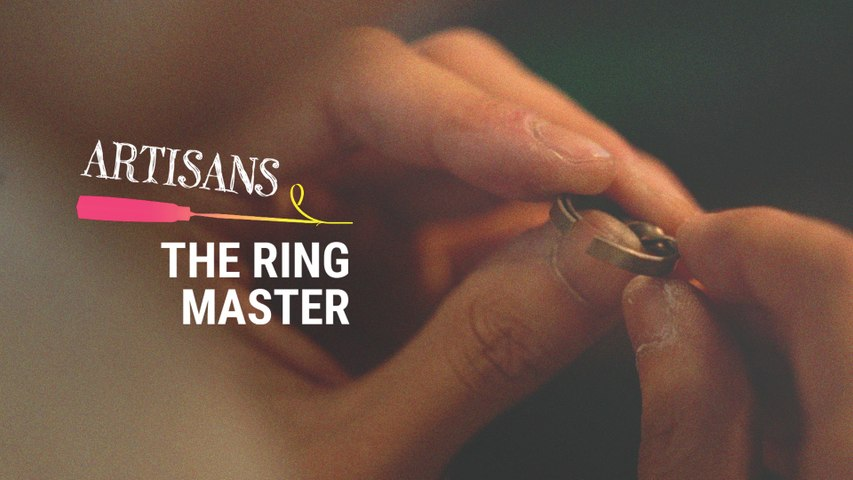 The Metalsmith Who Makes Rings and Jewelry By Hand
