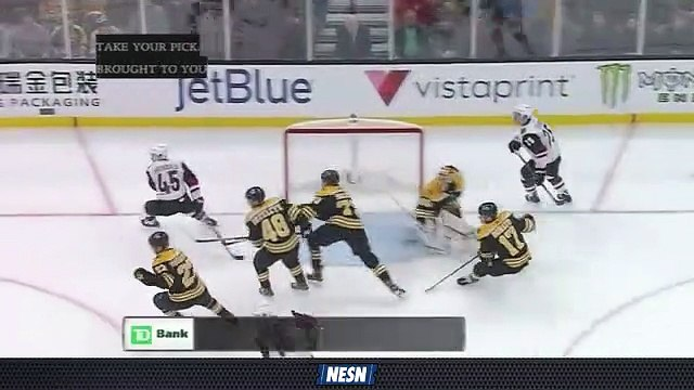 TD Bank Save Of The Game: Tuukka Rask Comes Up Big In Bruins' 4-3 Win