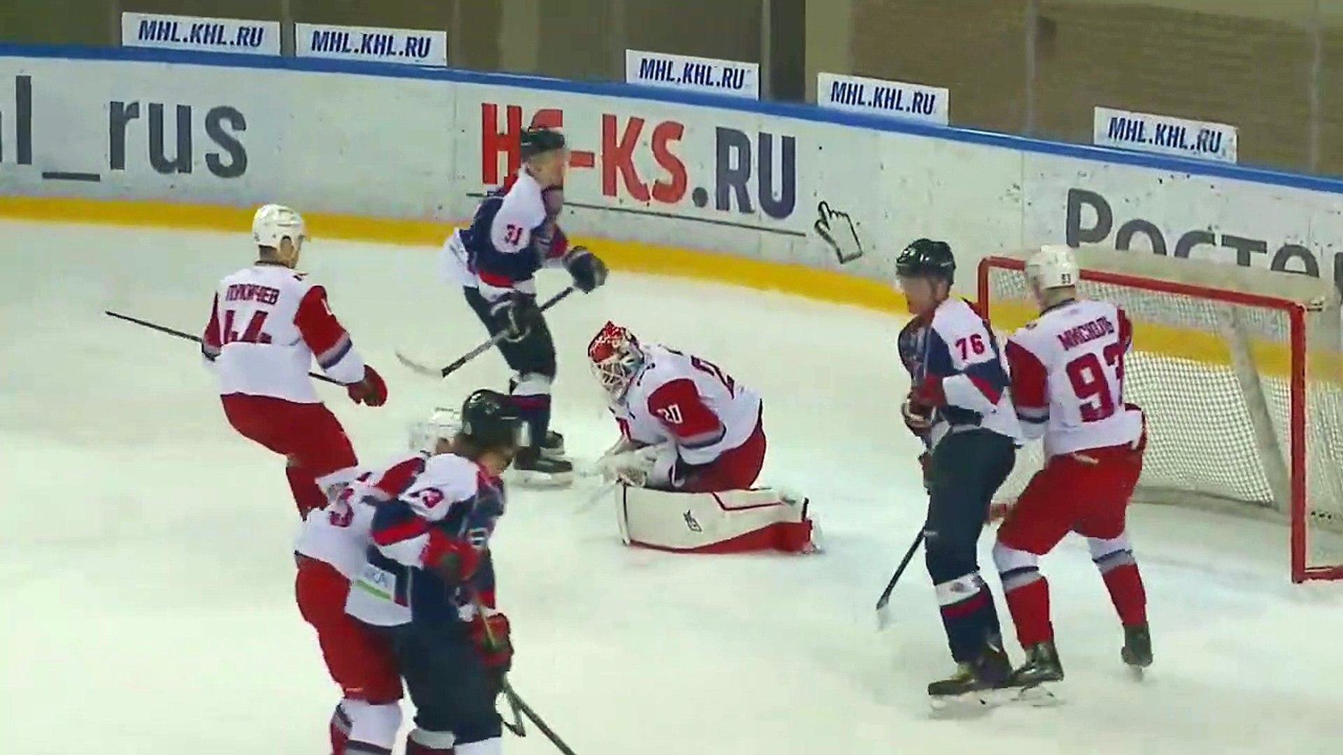 #20 Daniil Isayev highlights vs KS