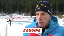Vittoz «Les sensations de Fourcade ne sont pas encore bonnes» - Biathlon - CM (H)
