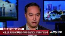 Joaquin Castro: Congress 'Must' Consider Impeaching Trump