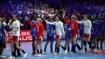 """#EHFEuro2018 - """"Au coeur des Bleues"""" [8 décembre]"""