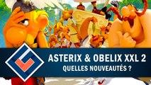 ASTERIX & OBELIX XXL 2 : Quelles nouveautés ?   GAMEPLAY FR