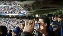 River Plate-Boca Juniors: Ambientazo en la Final de la Copa Libertadores en el Santiago Bernabéu