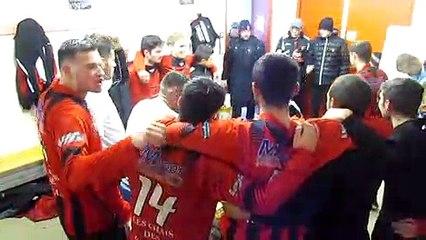 D1 : Victoire murataise 5 - 0 face à St Illide le 09/12/2018