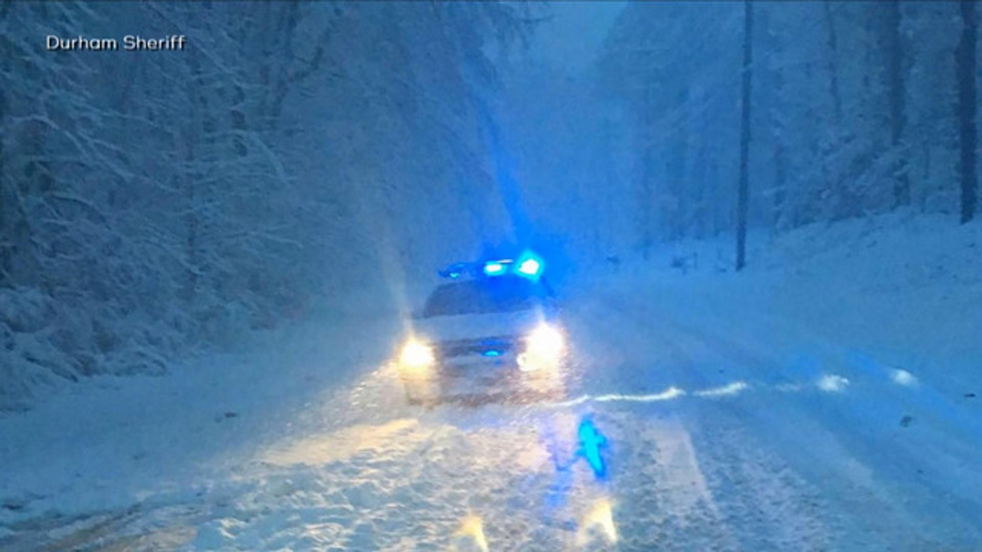Major snowstorm buries North Carolina and Virginia