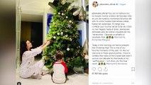 La Navidad llega a casa de Pilar Rubio y Sergio Ramos
