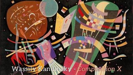 Wassily Kandinsky - Composition X