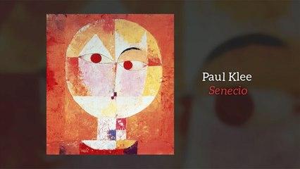 Paul Klee- Senecio