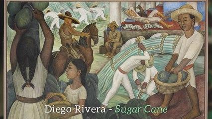 Diego Rivera - Sugar Cane