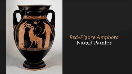 Niobid Painter - Red-Figure Amphora