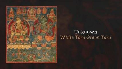 Unknown - White Tara GreenTara