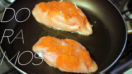 Pollo al Curry y Papas Noisette | Comamos Casero | Receta Fácil
