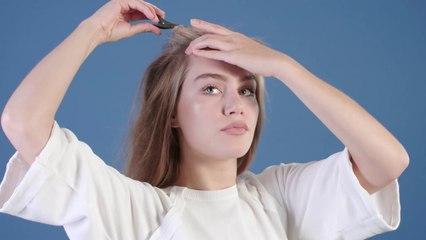 Kabarık Saç Görünümü İçin: Saça Krepe Nasıl Yapılır?