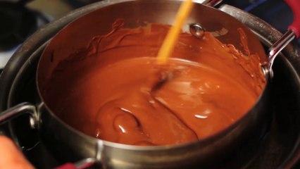 Cascada de Chocolate | Comamos Casero